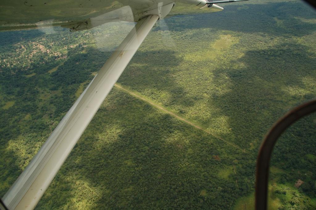 Flying Congo
