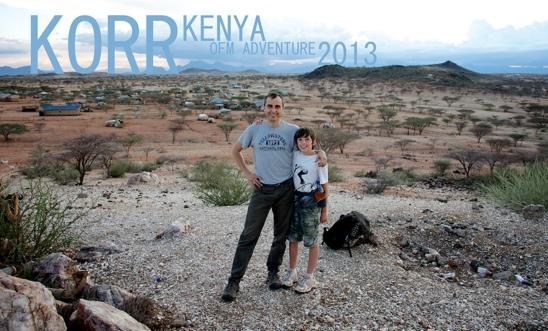 Korr, Kenya